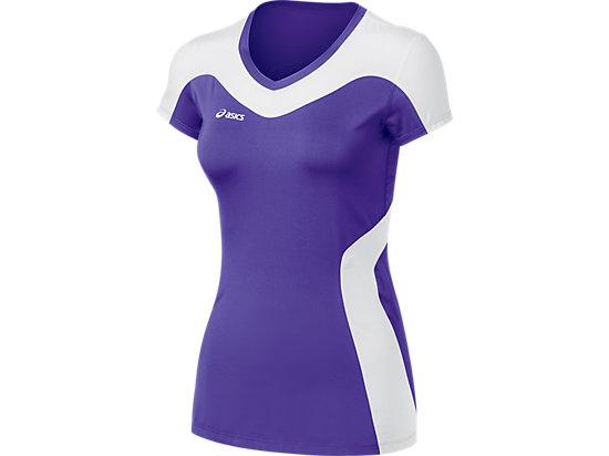 Rocket Jersey Purple/White 3
