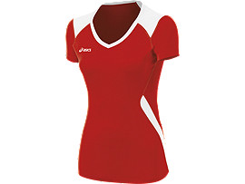 Front Top view of Set Jersey