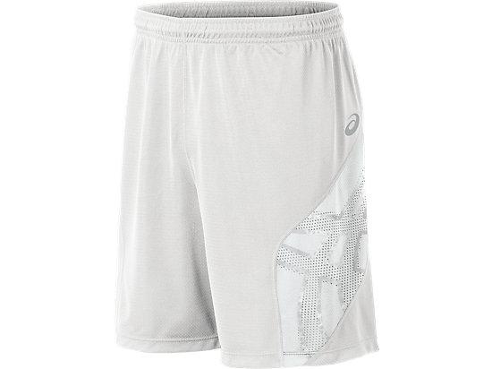 ASICS Team Performance VB Short White/White 3
