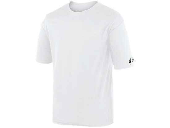 Circuit-7 Warm-Up Shirt White 3