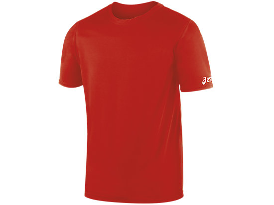Circuit-7 Warm-Up Shirt Red 3