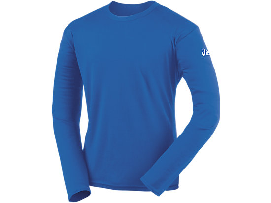 Circuit-7 Warm-Up Long Sleeve Shirt Royal 3