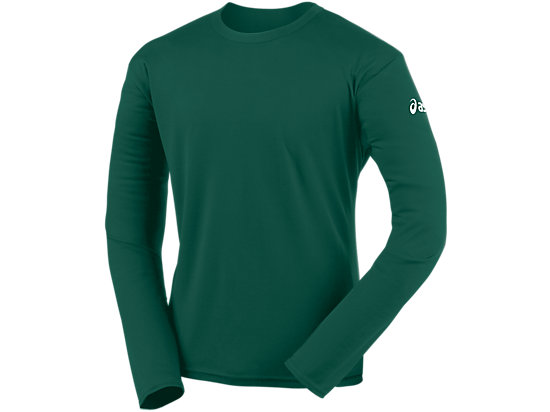 Circuit-7 Warm-Up Long Sleeve Shirt Forest 3