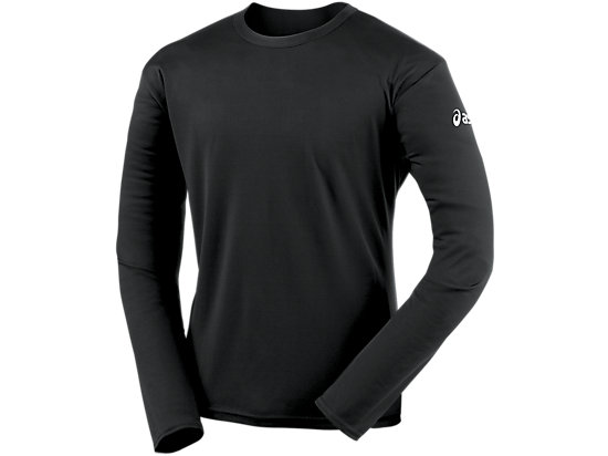 Circuit-7 Warm-Up Long Sleeve Shirt Black 3