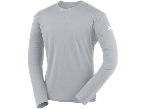 Circuit-7 Warm-Up Long Sleeve Shirt Athletic Grey 3