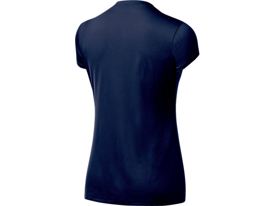 Women's Circuit 7 Warm-Up Shirt Navy 7