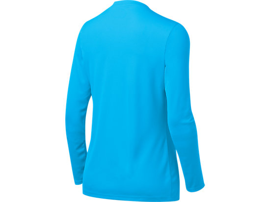 Women's Circuit 7 Warm-Up Long Sleeve Cyan Blue 7
