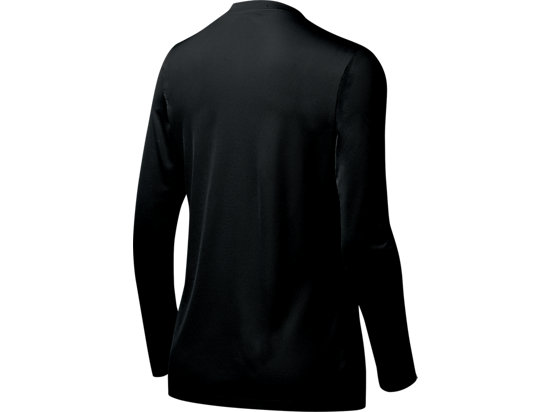 Women's Circuit 7 Warm-Up Long Sleeve Black 7