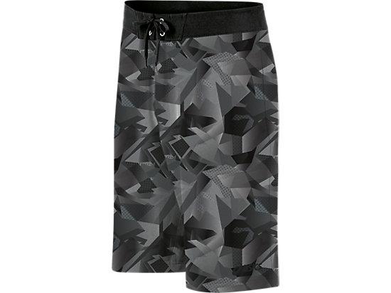 Pierside Boardshort Graphite/Black 3