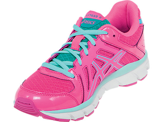 GEL-Lyte33 2 GS Hot Pink/Ice Blue/Emerald 7