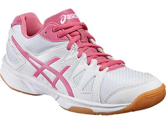 GEL-UPCOURT GS WHITE/AZALEA PINK/WHITE 7