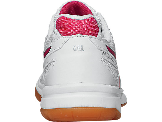 GEL-Upcourt GS White/Raspberry/Silver 27