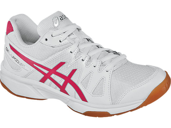 GEL-Upcourt GS White/Raspberry/Silver 7