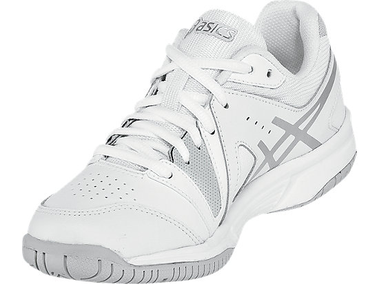 GEL-Gamepoint GS White/Silver/White 7