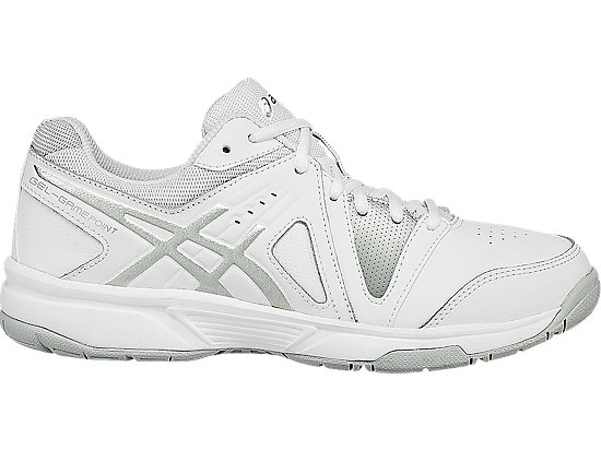 GEL-Gamepoint GS White/Silver/White 19