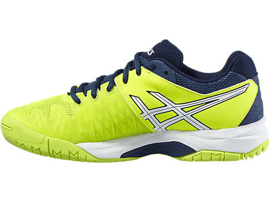 GEL-RESOLUTION 6 GS SAFETY YELLOW/WHITE/POSEIDON 11