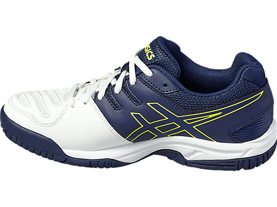 GEL-GAME 5 GS WHITE/INDIGO BLUE/SAFETY YELLOW 7