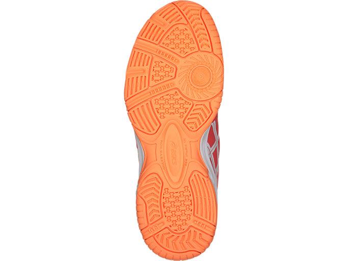 asics gel games 5 gs orange