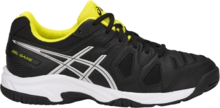 asics gel game 5 tennis shoes outlet