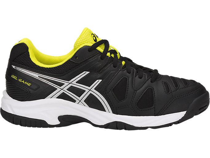 Zapatos Para Jugar Tenis Asics Gel Game 5 Grade School Niños