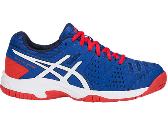 GEL-PADEL PRO 3 GS, ASICS BLUE/WHITE