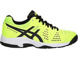 GEL-PADEL PRO 3 GS, FLASH YELLOW/BLACK