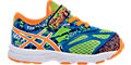Noosa Tri 10 TS:Flash Green/Flash Orange/Blue
