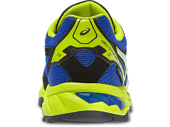 GEL-STORMPLAY GS G-TX BLUE/SILVER/FLASH YELLOW 23 BK