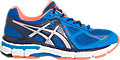 GT-2000 3 GS:Electric Blue/Silver/Coral