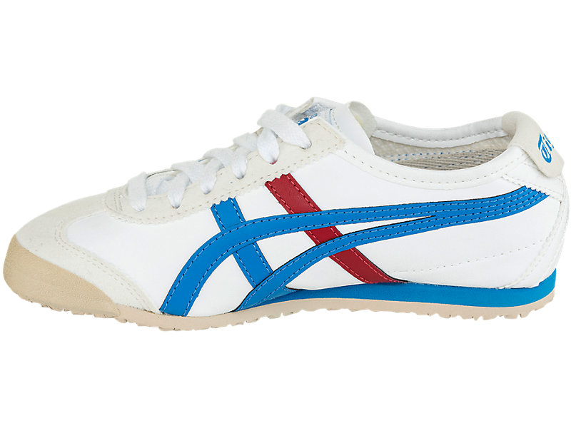 MEXICO 66 PS WHITE/MID BLUE 13 LT