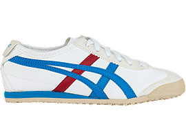 Right side view of MEXICO 66™ PS, WHITE/MID BLUE
