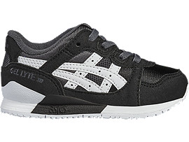 GEL-LYTE III TS, DARK GREY/WHITE