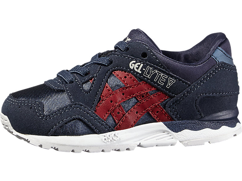 GEL-Lyte V TS India Ink/Burgundy 1 FR