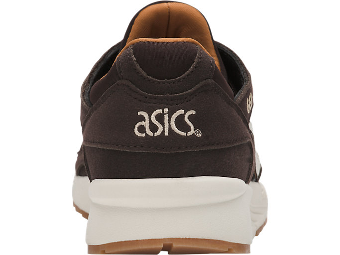 Back view of GEL-LYTE V PS, COFFEE BEAN/CREAM