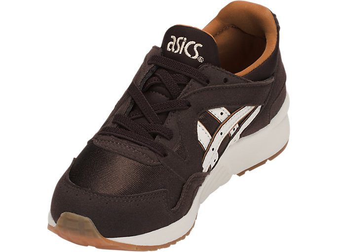 Front Left view of GEL-LYTE V PS, COFFEE BEAN/CREAM