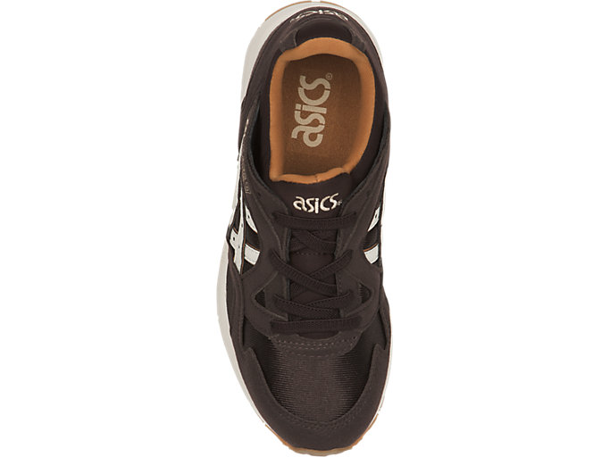 Top view of GEL-LYTE V PS, COFFEE BEAN/CREAM