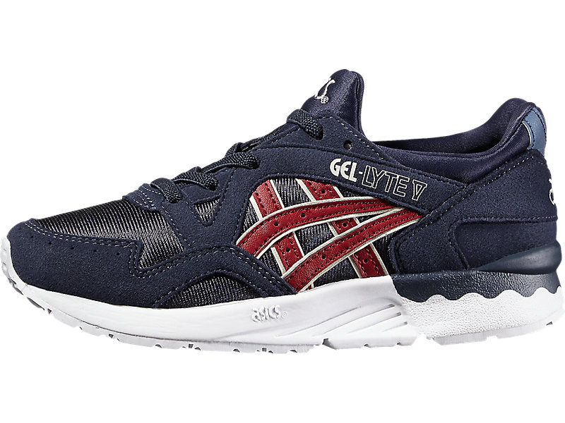 GEL-LYTE V PS INDIAN INK/BURGUNDY 1