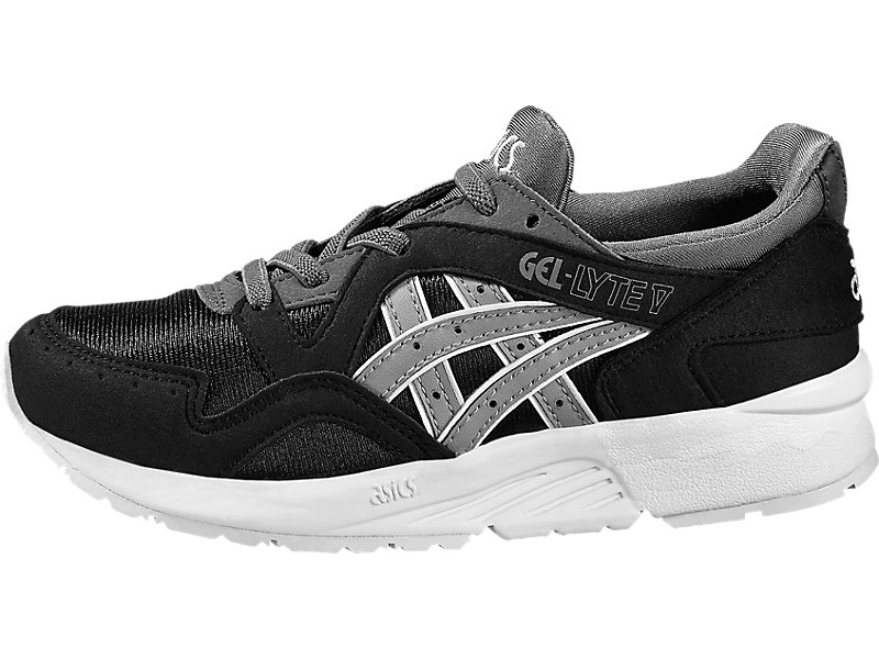 GEL-Lyte V PS Black/Medium Grey 1 RT