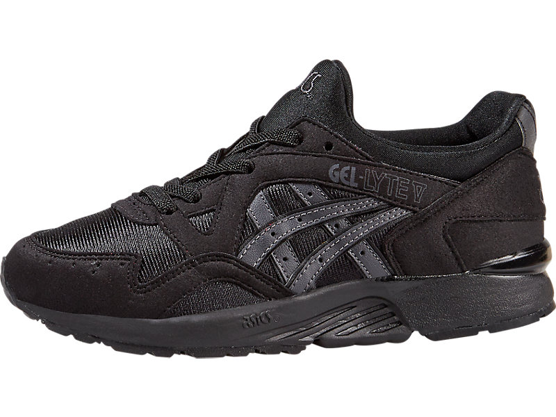 GEL-LYTE V PS BLACK/DARK GREY 5 FR
