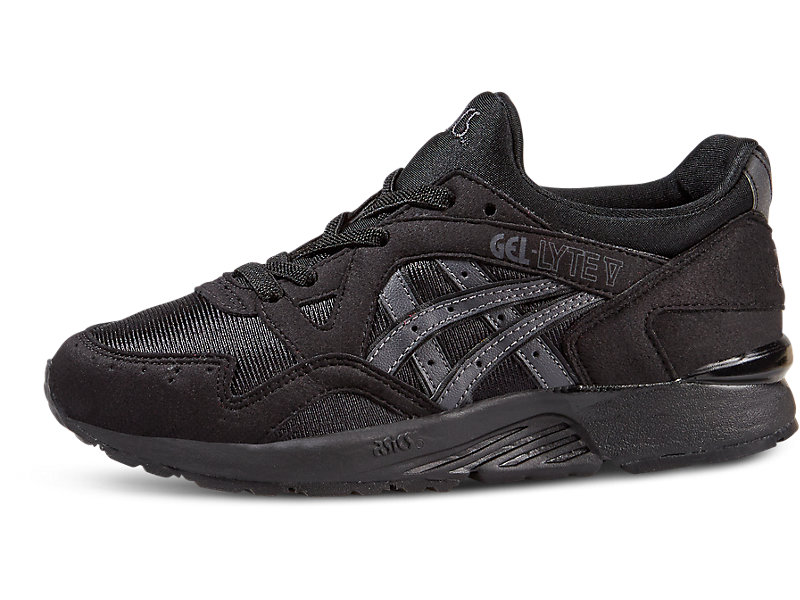 GEL-LYTE V PS BLACK/DARK GREY 5