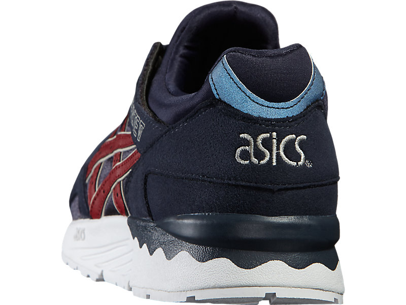 GEL-LYTE V GS INDIA INK/BURGUNDY 13