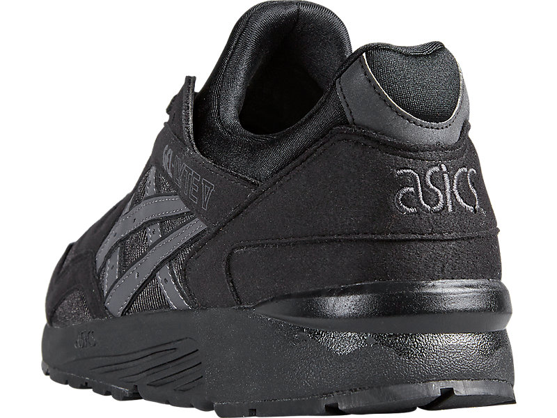 GEL-LYTE V GS BLACK/DARK GREY 5 BK