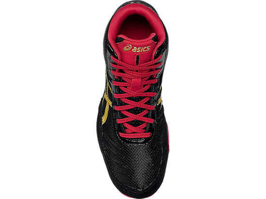 JB Elite V2.0 GS Black/Oly Gold/Red 23