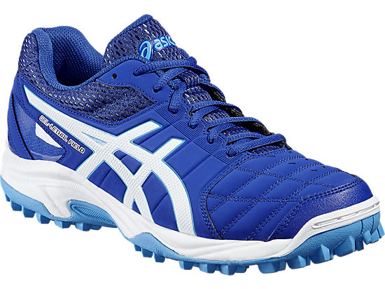 GEL-LETHAL FIELD 2 GS ASICS BLUE/WHITE/ISLAND BLUE 7 FR