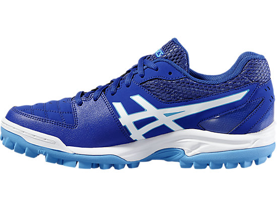 GEL-LETHAL FIELD 2 GS ASICS BLUE/WHITE/ISLAND BLUE 11 LT