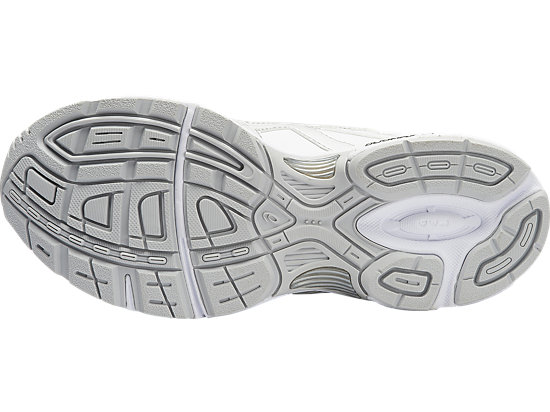 GEL-190TR GS - LEATHER WHITE / WHITE / SILVER 7