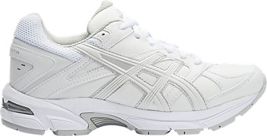 bacd4d400136 GEL-190TR GS - LEATHER WHITE WHITE SILVER 3 RT