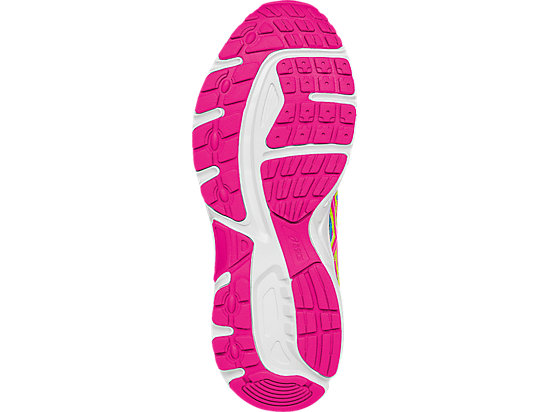 GEL-Contend 3 GS Flash Yellow/ Hot Pink/Turquoise 19