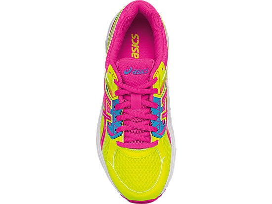 GEL-Contend 3 GS Flash Yellow/ Hot Pink/Turquoise 23