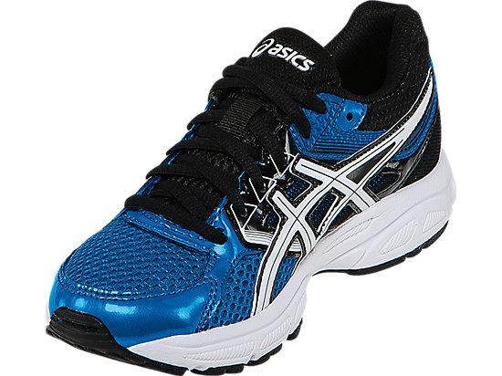 GEL-Contend 3 GS Electric Blue/White/Black 11